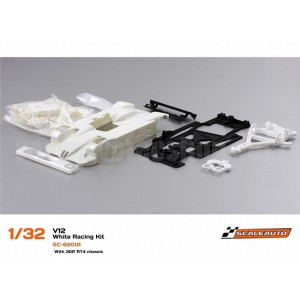 BMW V12 LMR 3DP White Kit RT4