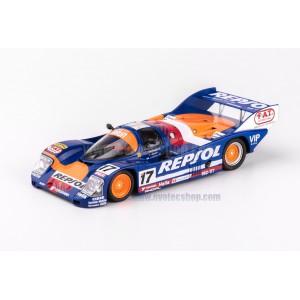 Porsche 962C KH n 17 Le Mans 1991 Slot.it CA17E