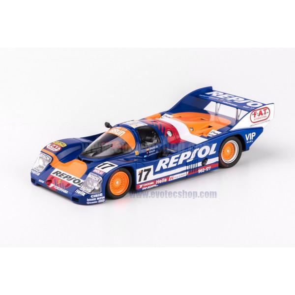 Porsche 962C KH n 17 Le Mans 1991