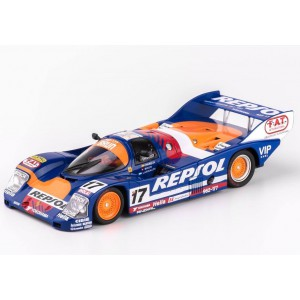 Porsche 962C KH n 17 Le Mans 1991 Slot.it CA17E