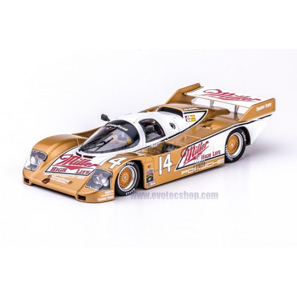 Porsche 962 IMSA n 10 24h Daytona 1987