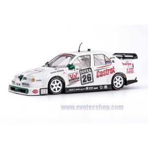 Alfa Romeo 155 V6 TI 26 Nurburgring DTM 1994 Slot.it CA35D
