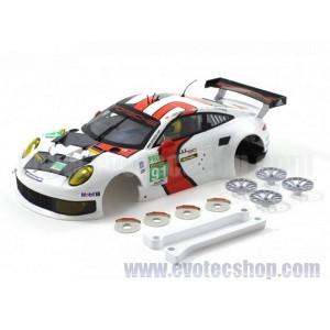 Carroceria Porsche 991 RSR 1/24 24H Le Mans 2013