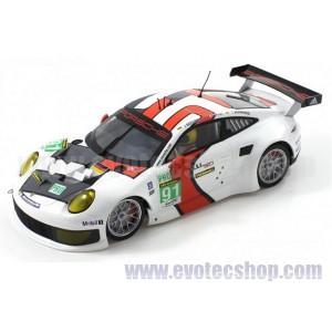 Porsche 991 RSR 1/24 24H de Le Mans 2013 n91