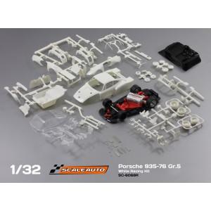 Porsche 935 White Racing Kit Scaleauto 6068 R