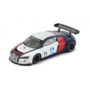 Audi R8 Blancpain Sprint Series 2015 ISR Racing 7 NSR 0028