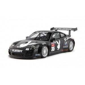 Porsche 997 Daytona 2007 nº 35 Black NSR 1143