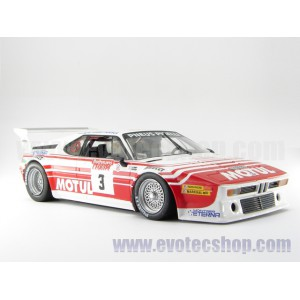 BMW M1 RALLY TOUR DE CORSE 1983 Fly Slot Cars 51107