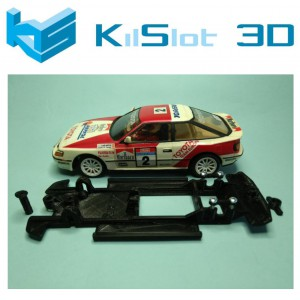 Chasis lineal black Toyota Celica GT4 ST165 SCX Ks-BC4B Kilslot