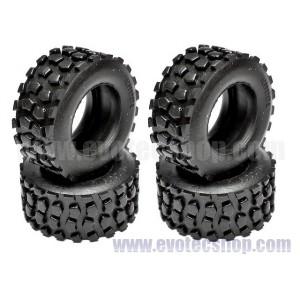 Neumáticos Mitoos Siroco 25 mm x 4 M094