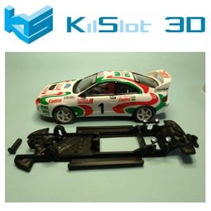 Chasis lineal black Toyota Celica GT Four ST 185 Kilslot Ks-BC3B