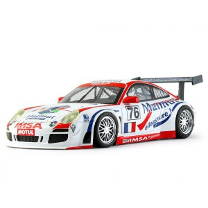 Porsche 997 Matmut n76 24h Le Mans 2007 NSR 0035AW