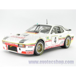 Porsche 924 GTP Lemans Series Falcon Slot 09004