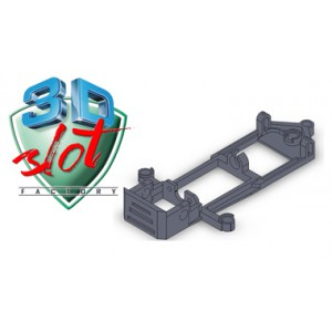 Chasis LINEAL Lancia 037 Ninco 3DSlot C3DS-L006