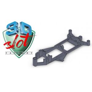 Chasis LINEAL Citroen Xsara SCX 3Dslot C3DS-L011