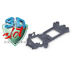 Chasis ANGLEWINDER Lancia Fly 3Dslot C3DS-W003
