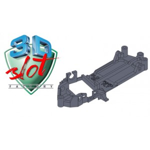 Chasis ANGLEWINDER Fiat Punto FLY 3Dslot C3DS-W015