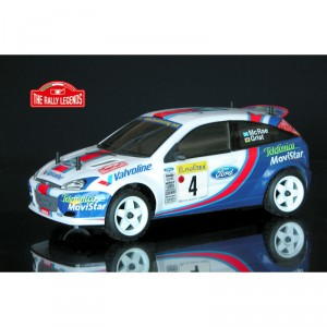 FOCUS WRC ARTR-MC RAE-GRIST 2001(PAINTED BODY) Rally Legend
