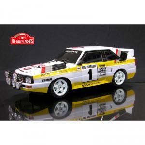 AUDI QUATTRO RALLY 1985 ARTR (SIN PINTAR) Rally Legend
