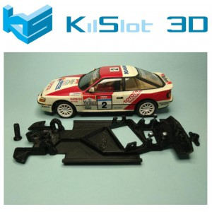 Chasis angular BLACK Toyota Celica GT Four ST165 Kilslot