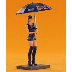 Figura PitBabe Red Bull + Paraguas Sideways FIG011