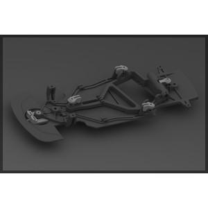 Kit Chasis Negro AW 2017 Lamborghini Murcielago Black Arrow BACHKIT07