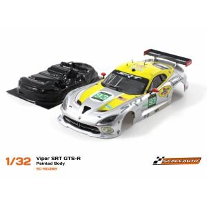 Carroceria VIPER GTS-R 93+lexan Scaleauto SC 6036B