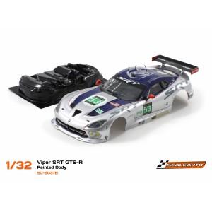 Carroceria VIPER GTS-R 53+lexan Scaleauto SC 6037B