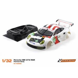 Carroceria Porsche 991 GT3+lexan Scaleauto SC6065B