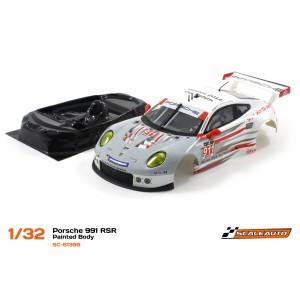 Carroceria Porsche 991 GT3+lexan Scaleauto SC6139B