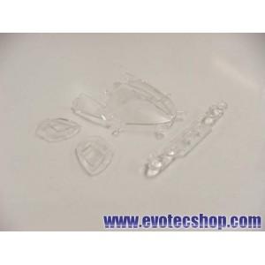 Cristales y faros Mosler MT 900 R