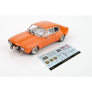 Ford Capri 2600RS Montecarlo 73 n203 Chrono Series SRC 50306