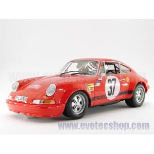Porsche 911 Winner Montecarlo 1969 Valdegard Fly Slot Cars