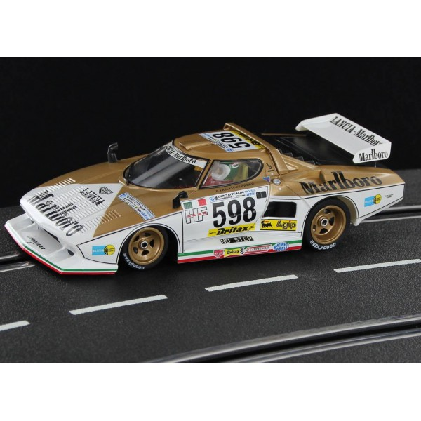 Lancia Stratos Gold Special Edition Sideways 53G