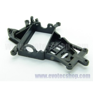 Soporte motor GT3 Offset 0,70mm caja larga Sideways MAWGT3