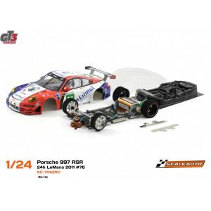 Porsche 997 RSR Matmut con Chasis SC8003 Scaleauto SC7052RC