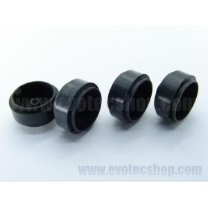 Llantas Plástico 17,3x8,2mm. para ejes de 2,38mm