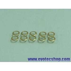 Separadores de guia 0,12 mm