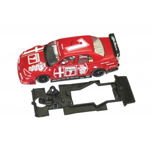 Sloting plus Chasis 3D plástico DTM Alfa V6TI