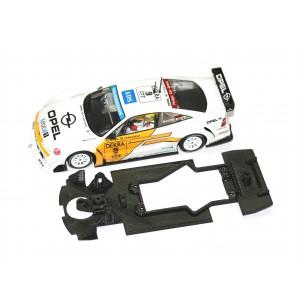 Sloting plus Chasis 3D plástico DTM Opel Calibra