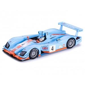 Slot it CA33B Audi R8 LMP n 4 Le Mans 2001 Gulf