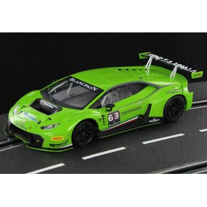 Sideways SWCAR01A Lamborghini Huracan GT 3 Green