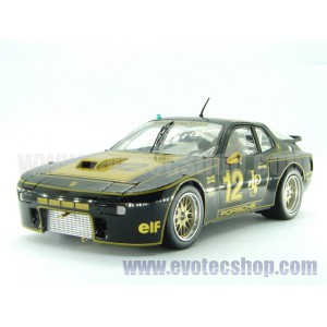 FALCON SLOT Porsche 924 JOHN PLAYER SPECIAL