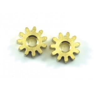 Piñon 11d 6,5 mm 2 uds