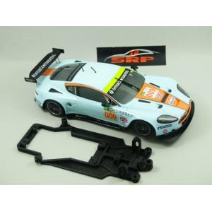 Chasis 3D Aston Martin Black Arrow 3DSRP