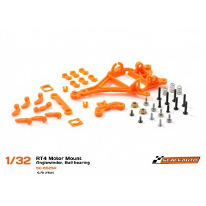 Soporte Motor RT4 GT Offset -0,75mm p rodamientos