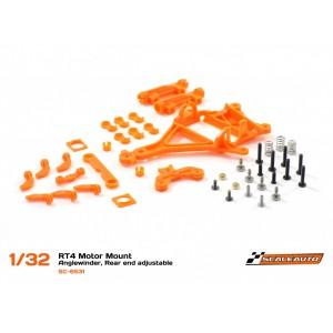 Soporte Motor RT4 GT Offset -0,75mm soportes indep
