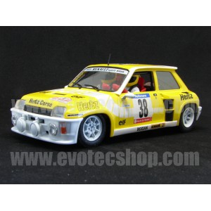 Slotwings RENAULT 5 TURBO TOUR DE CORSE 1984