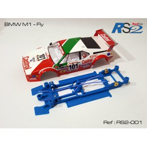 CHASIS 3D - BMW M1 FLY