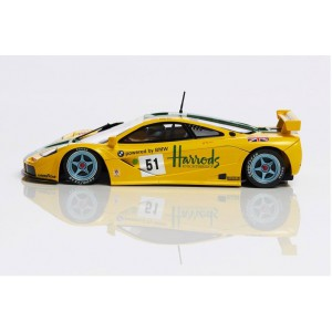 MRSlotcar MR-1048 Mc Laren F1 GTR Mach One Racing